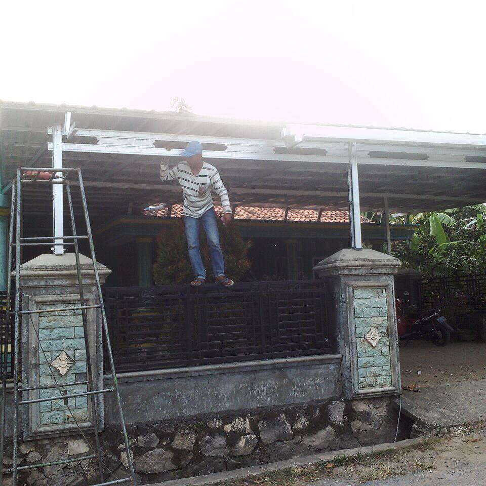 Tukang Pasang Atap Kanopi di Toraja Utara